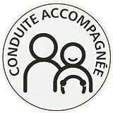 Disque magnetique Conduite ACCOMPAGNEE - AAC (Apprentissage Accompagne de la Conduite)