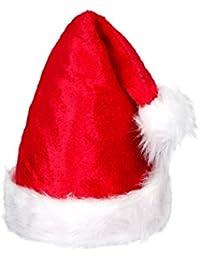 Baby Weihnachtsmütze   Kinder Weihnachtsmützen   Nikolausmütze kuschelweich & angenehm zu tragen   Für Kinder ab 1 Jahr   von ALSINO
