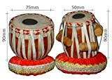 Ornament – ein wunderschöner Tiny Tabla Set