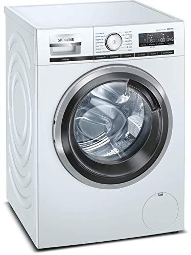 Siemens iQ700 WM14VL40 Waschmaschine / 9 kg / A+++ / 152 kWh / 1400 u/min / sensoFresh Programm / WLAN-fähig mit Home Connect / speedPack XL für schnelles Waschen