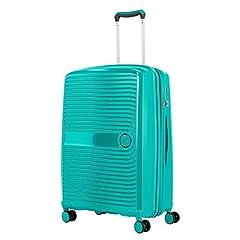 Idea Regalo - Travelite Ceris Valigia trolley (4 ruote) smeraldo 69 cm