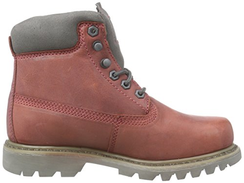 Cat Footwear - Bruiser, Stivali chukka Donna Rosso (Rot (WOMENS SENEGAL))