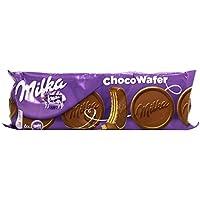Milka Choco Wafer Barquillo con Relleno de Cacao - 180 g
