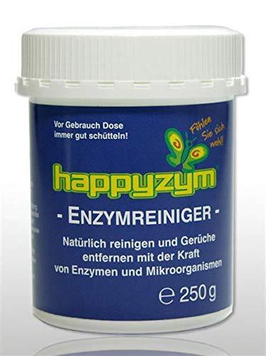 happyzym - natürlicher Enzym-Reinigungspulver 250g