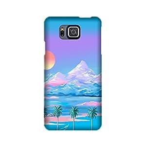 Yashas High Quality Designer Printed Case & Cover for Samsung Galaxy Alpha