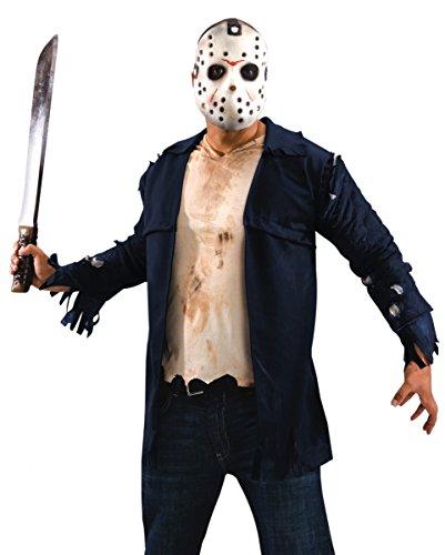 Jason Voorhees Deluxe Kostüm XL