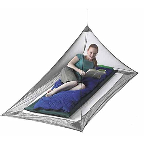 Sea to Summit Nano Mosquito Pyramid Net - Moustiquaire - Single 2015 filet anti moustique