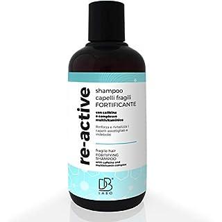 DBLabo Shampoo Anticaduta Uomo Stimolante