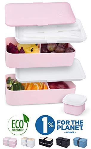 Umami® ⭐ Lunch Box | Bento Box 2 Compartimientos