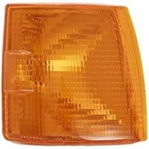 Carparts-Online GmbH 11604 Klarglas Blinker chrom