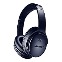 Bose QuietComfort 35 II (Special Edition) Noise-Cancelling Wireless Bluetooth Headphones, Mic with Superior voice pickup - Blue