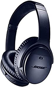 Bose QuietComfort 35 (Series II) Wireless Headphones, Noise Cancelling with Alexa built-in - Midnight Blue