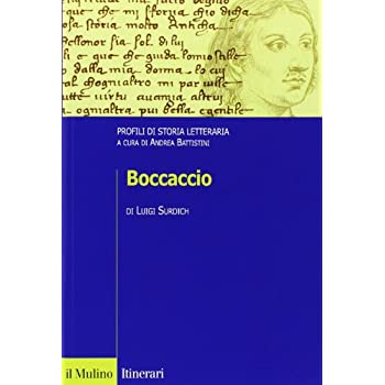 Boccaccio. Profili Di Storia Letteraria