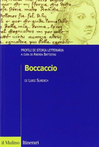 Boccaccio. Profili di storia letteraria di Luigi Surdich