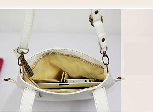 lycailcy da donna in pelle PU borsa a tracolla spalla Croce Corpo Borse da viaggio Borse marrone Camel(8.7 * 2 * 5.9 inches) taglia unica Purple(8.7 * 2 * 5.9 inches)