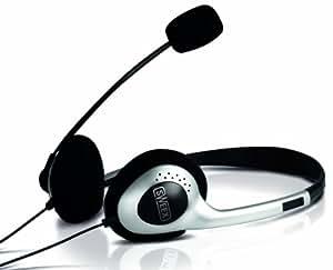 Sweex HM400 Light Weight Headset Silver