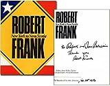 Robert Frank : New York to Nova Scotia