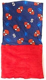 Braga Spiderman de Cuello para Niños - Bufanda Marvel Spiderman Tubular de Coralina