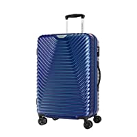 American Tourister Sky Cove 55cm Hardside Spinner Luggage with 3digit Lock