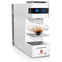 illy Francis Francis Y3 IperEspresso Machine - Black (White) by illy