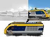 Lego City Lokomotive aus Personenzug 60197 ohne Motor ( Schiebelok zum anhängen )