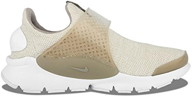 Nike : Sock Shoe Dart 8 Beige
