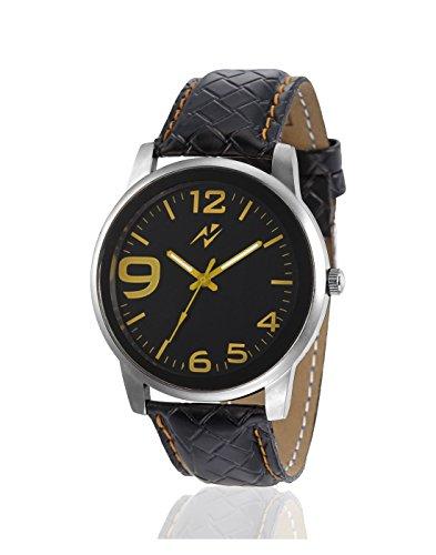 Yepme Analog Yellow Dial Men's Watch - YPMWATCH1309 image