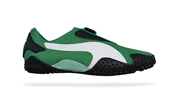 c3cb90022189 Puma Mostro Mesh Mens Trainers   Shoes - Green - SIZE UK 6  Amazon.co.uk   Shoes   Bags