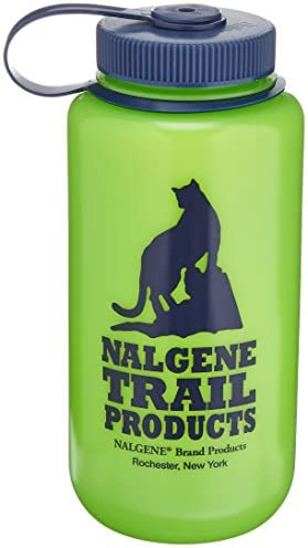 Nalgene HDPE Wide Mouth Borraccia (verde, 1-Quart) 1-Quart) 1-Quart) B001CKA6EW Parent | The King Of Quantità