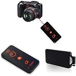 Mobestech - Mando a distancia para cámara Sony Alpha A65/A77/A230/A330/A450/A500/A550/A560/A700/A900/NEX5C/NEX5N/NEX7