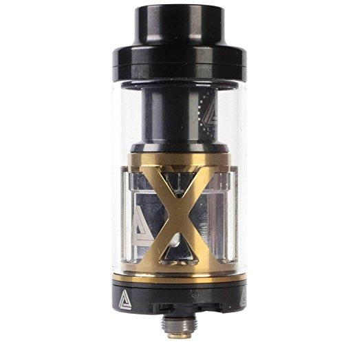 iJoy Limitless XL Clearomizer (4 ml, RTA Selbstwickler, Durchmesser 25 mm, iJoy Verdampfer für e-Zigarette) schwarz
