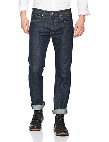 Levi's Herren Straight Jeans 501 Levi's Original Fit Blau (80700 Levi'S Marlon 0162)
