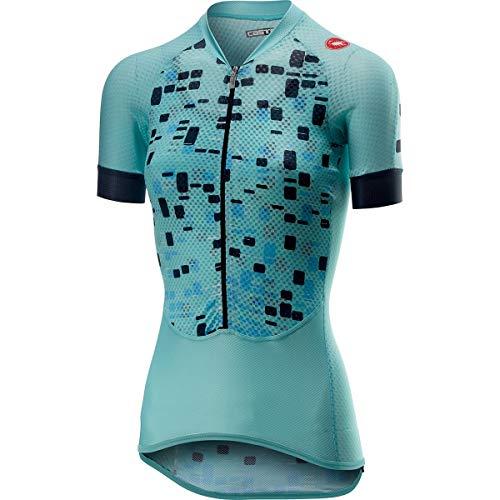 Castelli Damen Climber's Trikot Radtrikot Fahrradtrikot - Castelli Damen-bike-trikot