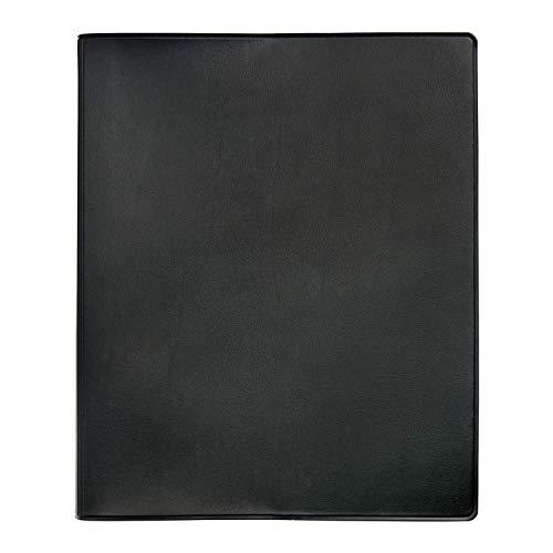 Exacompta 224121E Barbara Journée Planifiée 22 Agenda 22.5 x 18 cm Noir - Année 2019
