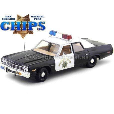 49fef2c1c3e2 1975 Dodge Monaco Police Pursuit California Highway Patrol CHP CHiPS Season  (1977-83)