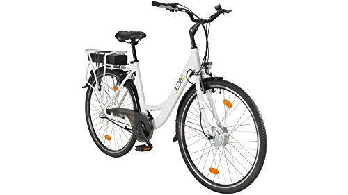 LLOBE E-Bike City Damen Blanche deux, 28 Zoll