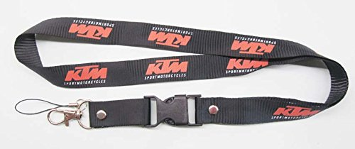 ktm-motorsport-mobile-phone-identity-card-neck-strap-lanyard-drop-keychain