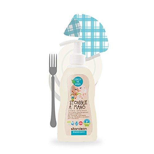 Sitarclean Stoviglie A Mano Detergente 100