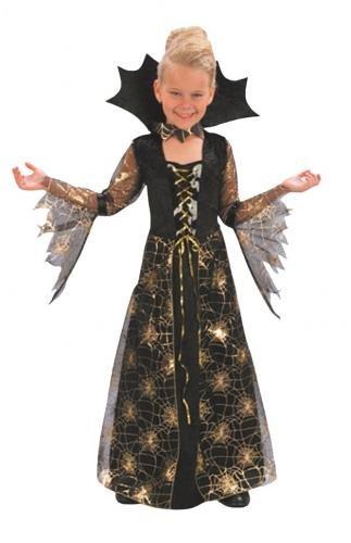 Halloween Spiderella Mädchen Kostüm Ages (Spiderella' Kostüme Mädchen)