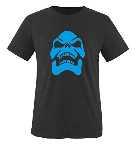 ETOR - Herren T-Shirt in Schwarz/Blau Gr. XXL ()