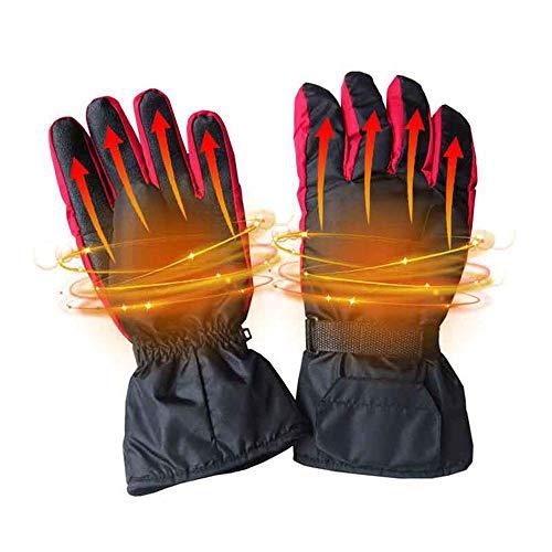 AOLVO - Guantes de Invierno con calefacción de 4