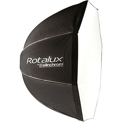Elinchrom Rotalux Deep Octabox 100 cm (el26648), ohne Speedring -