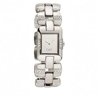 Dolce & Gabbana DW0466 – Reloj de caballero de cuarzo, correa de acero inoxidable color varios colores