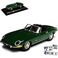 Jaguar E-Type Coupe Rot 1961-1974 1//43 Atlas Norev Modell Auto mit oder ohne i..