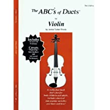 The ABCs of Duets for Violin by Janice Tucker Rhoda (2002-08-01)