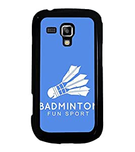 Fiobs Designer Back Case Cover for Samsung Galaxy S3 Mini I8190 :: Samsung I8190 Galaxy S Iii Mini :: Samsung I8190N Galaxy S Iii Mini (God Bhagvan Temple Dress Sports Typography Spritual)