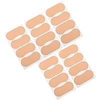SUPVOX 20 Stück Fersenpolster verdicken Fußpflege Aufkleber Schuh Kissen zurück High Heel Pad Schuhe einfügen... preisvergleich bei billige-tabletten.eu