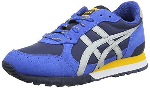 Onitsuka Tiger Colorado Eighty-Five, Unisex-Erwachsene Outdoor Fitnessschuhe Blau (Dark Brown/Light Brown 6260)