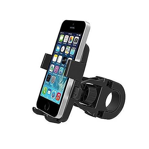 Universel Support de Téléphone à Vélo Moto VTT Guidon pour Téléphone Portable Cellulaire GPS