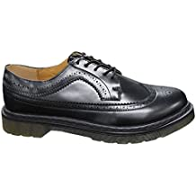 Scarpe francesine uomo casual eleganti nero lucido man s shoes ecopelle bc4817592b4